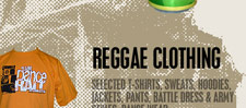 Reggae Clothing
